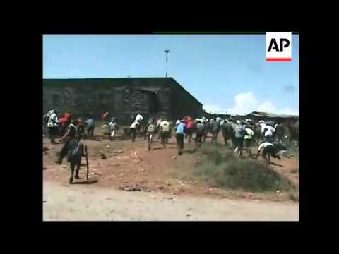 Kenya - Post election violence