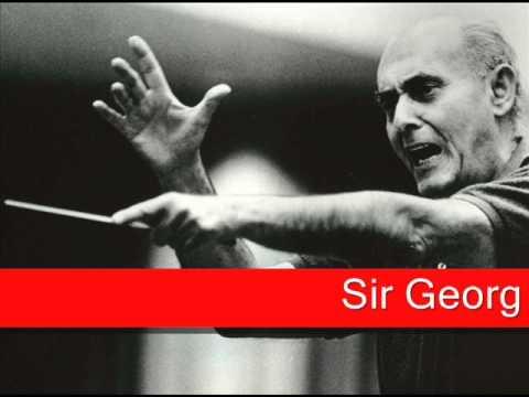 Sir Georg Solti Wagner - Der fliegende Hollander, 'Overture'