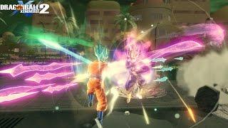 DragonBall Xenoverse 2 - When attacks clash (spectacular collisions) #2