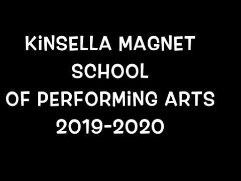 Kinsella Magnet School of Performing Arts Prek Grade 8 2019 2020 Virtual Yearbook