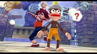 Ape Escape 2 PS4 Gameplay Trailer