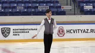 Палицын Никита 3 спортивный разряд Апрель 2021