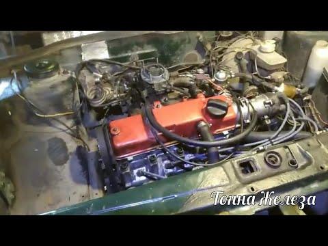 Ваз 2109   часть 4. Ремонт мотора. Сборка и запуск.