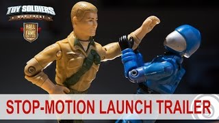 Toy Soldiers: War Chest Hall of Fame Edition - The Toys Come to Life Launch Trailer [US]