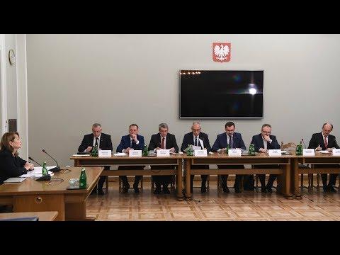 Komisja śledcza ds. VAT rozpoczęła przesłuchanie Elżbiety Chojny-Duch