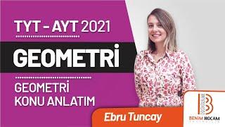 5)Ebru TUNCAY - Dik Üçgen ve Trigonometri - I (Geometri) 2021