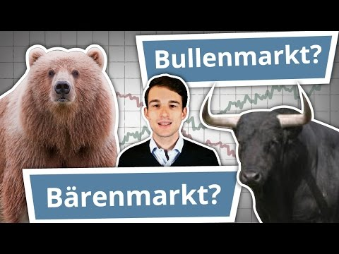 Download Bullenmarkt & Bärenmarkt einfach erklärt! (Hausse vs. Baisse) | Finanzlexikon