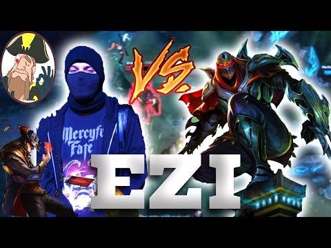 Tobias Fate - TOBIAS VS LL STYLISH ZED! ft. Dyrus | League of Legends
