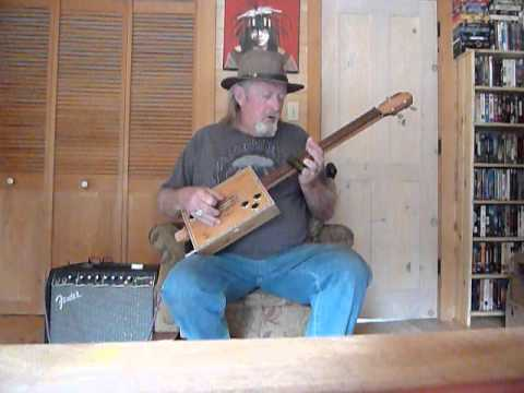 barkingwood cigar box guitars 1