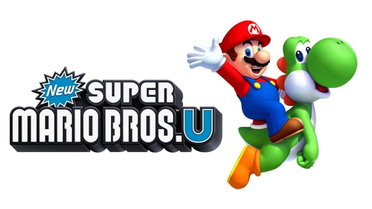 Super Mario Bros U #2