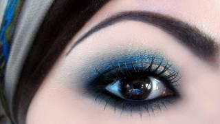 Makeup Tutorial: Seductive Smokey Sky مكياج سماوي دخاني