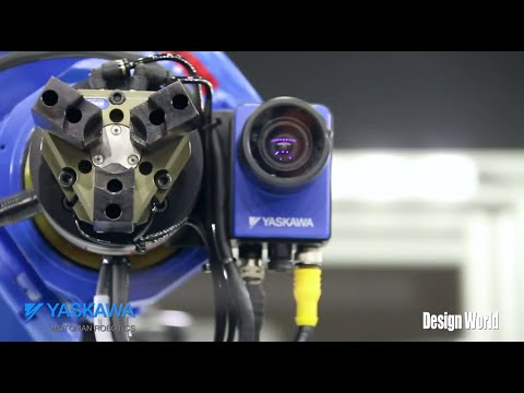 Vision-based MotoFit lets robots swap their own tooling