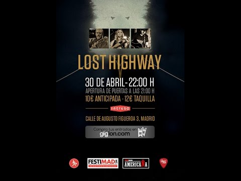 LOST HIGHWAY - Hank Williams cover by Lost Highway