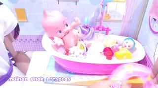Jessica Jenica Main BAYI BAYIAN 💖 Mainan Anak MINI FUN 💖 Lets Play
