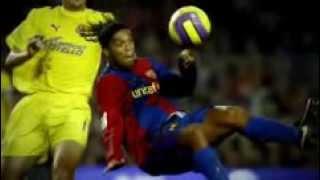 Remember This?  Ronaldinho Nike Football