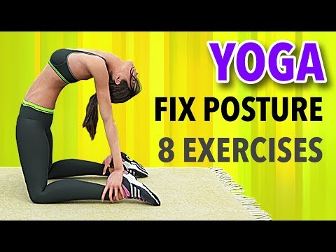 8 Best Yoga Exercises To Fix Your Posture