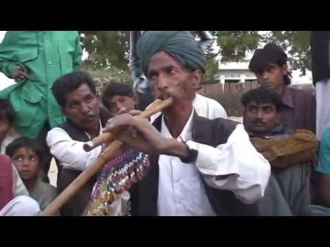 RAJASTHANI FOLKMUSICIAN's LEGEND - LANGA MURAD KHAN