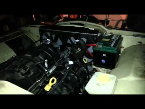 Jeep 5 7 Hemi project
