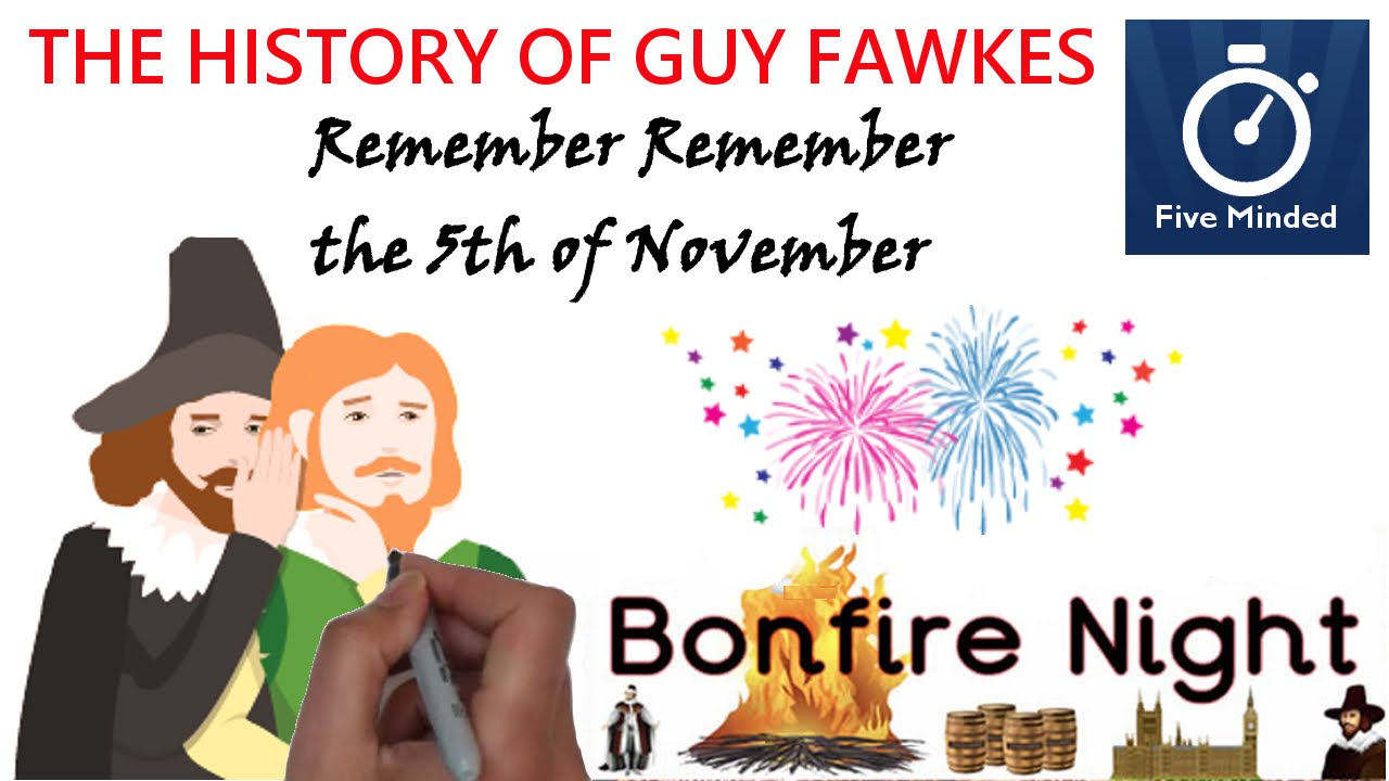 Why celebrate Guy Fawkes Day? Inside the history of Nov. 5th ...