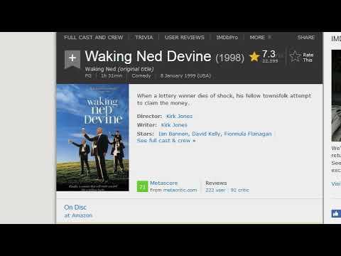 Naeg's Speed Reviews: Waking Ned Devine