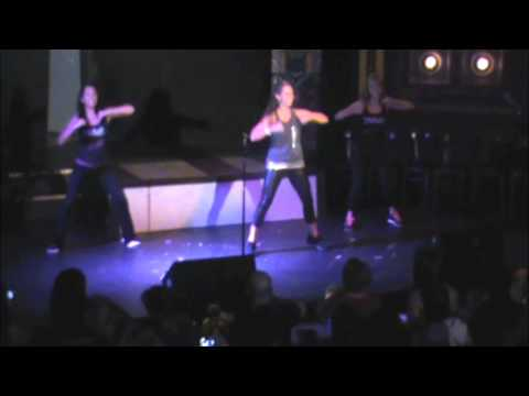 Miss Brazil Pageant 2012 Zumba Demo Part 1