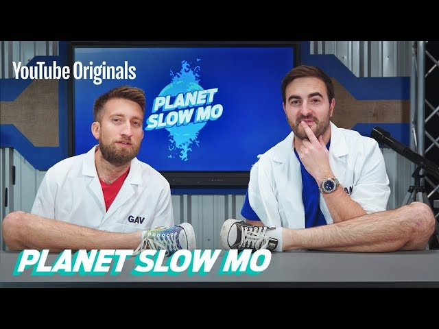 Planet Slow Mo Outtakes