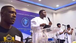 Prophète Jonathan C. Gambela - Kabôd 2018 (message & service d'affectation) / Translate into english