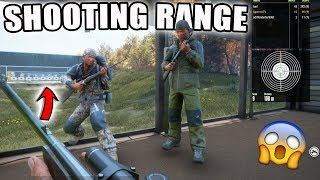 WE FOUND A SHOOTING RANGE | HUNTER: CALL OF THE WILD