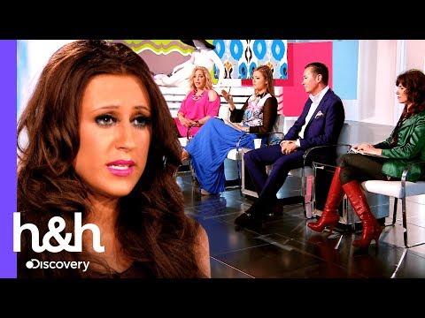 Ashton se gana al jurado poco a poco | Desafío fashionista | Discovery H&H