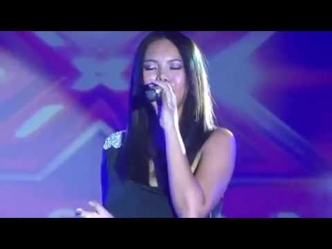 """Kung Wala Na, Jerrianne Templo """"Jerah"""" version, Live X Factor Philippines Album"""