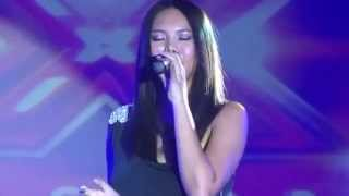 "Kung Wala Na, Jerrianne Templo ""Jerah"" version, Live X Factor Philippines Album"