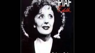 "Edith PIAF - "" PADAM, PADAM "" (1951)"