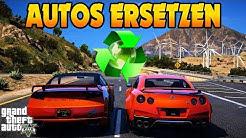 GTA 5 AUTOS DURCH ORIGINALE ERSETZEN
