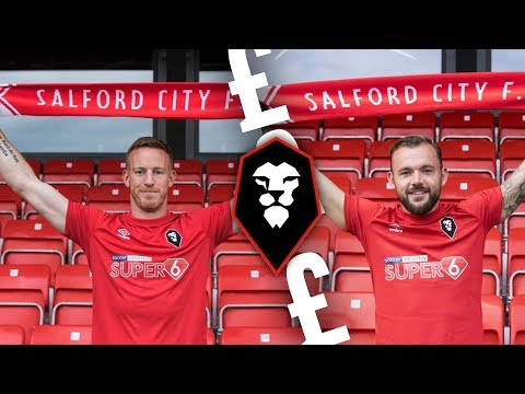 Salford's Spending...