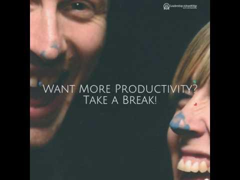 LA0 058: Want More Productivity? Take a Break!