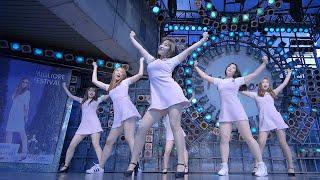 CHEER UP | 트와이스 - 댄스팀 해피니스(Happiness) 밀리오레 공연 chulwoo 직캠(Fan…