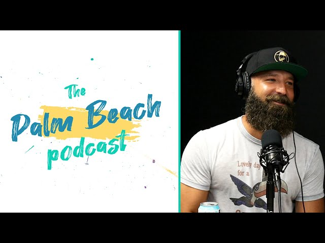 Palm Beach Podcast #28 - Bill Binder - Host of Binder's Stash