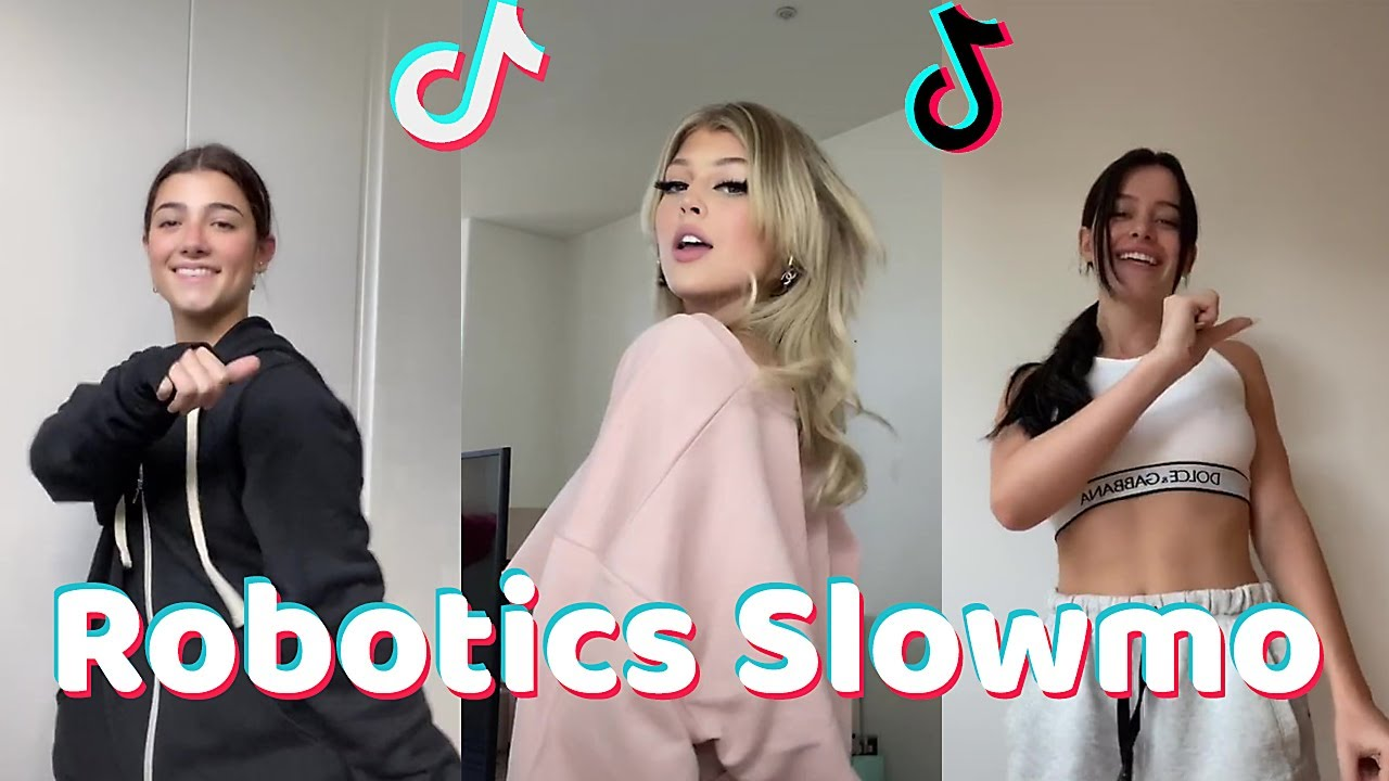 Come To The Back Slowmo TikTok Dance Challenge Compilation