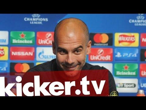 Pep Guardiola und der Angstgegner Gladbach - kicker.tv