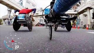 2019.12.1 全国車椅子マラソン大会 in横須賀 [日産カップ 追浜チャンピオンシップ 2019]