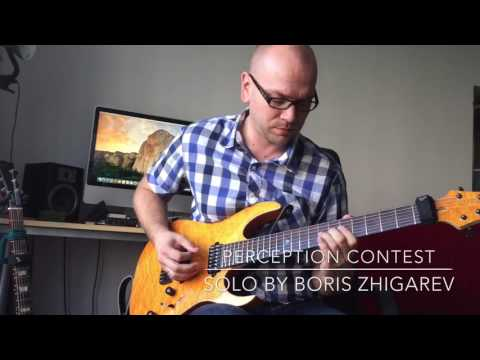 A Matter Of Perception contest solo by Boris Zhigarev