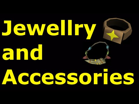 Gear for Dummies: Jewellry and Accessories
