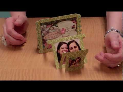 Make Beautiful 3-D A2 Cards!