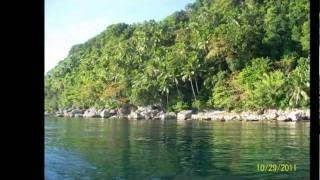 An-An Natural Wonders, Hinundayan, Southern Leyte, Philippines
