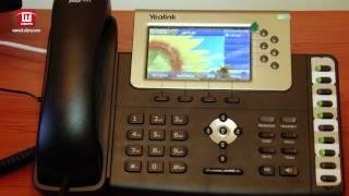 Обзор SIP-телефона Yealink SIP-T38G