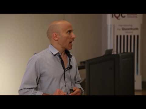 Jeff Steinhauer - Observation of thermal Hawking radiation...