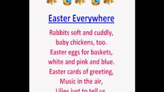 Easter Everywhere (Easter Poems)