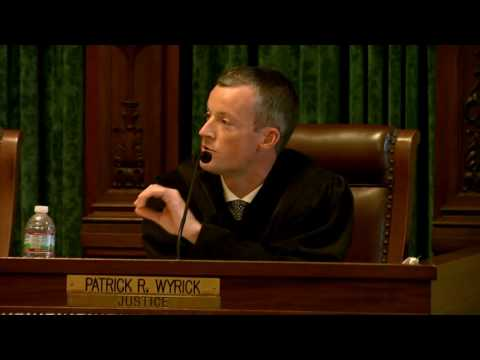 Oklahoma Supreme Court Arguments - Richardson Challenges