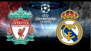 #01 - fifa 18 finale champions league liverpool - real madrid