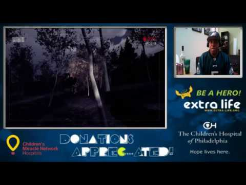 Slender: The Arrival Charity Stream For Children's Hospital of Philadelphia (8-18-16 / Part 2)